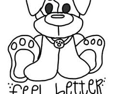 feel better coloring pages feel better coloring page free download