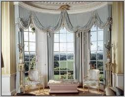 Curved Window Curtains Wholesale Wrought Iron Drapery Hardware For Bay And Arch Windows