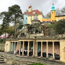 portmeirion could this be the most instagram worthy village in