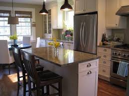 small kitchen seating ideas small space kitchen island with seating smith design dining