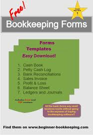 Free Excel Spreadsheets For Small Business Free Bookkeeping Forms And Accounting Templates Business Free