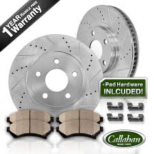 lexus is 250 year 2006 front drilled u0026 slotted brake rotors u0026 ceramic pads 2006 2007