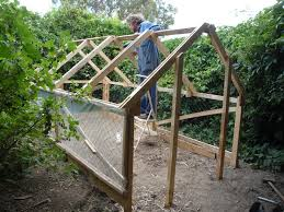 home made low cost pallet wood greenhouse viable safe year