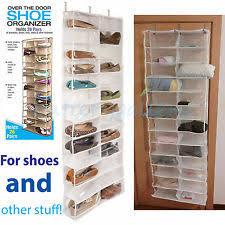 shoe rack hanging shoe organizers ebay