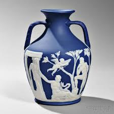 The Portland Vase Wedgwood Dark Blue Jasper Dip Thomas Lovatt Portland Vase Sale