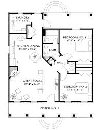two floor plan simple two bedroom house plans simple two bedroom apartment plan