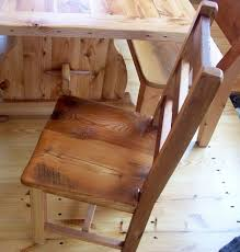 Custom Made Dining Room Furniture Dining Chairs Ergonomic Pine Wood Dining Chairs Images Reclaimed