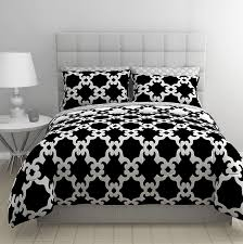 Chevron Print Bedding Set Black And White Bedding U2013 Ease Bedding With Style