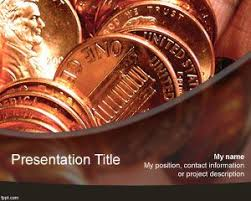 free financial powerpoint templates
