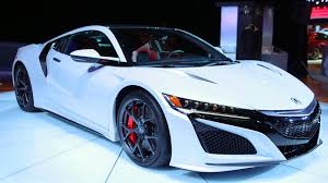 Acura Nsx Is Polished And Speedy Sports Car Luxury U2013 Bloomberg