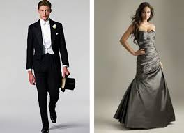 what to wear to wedding reception for both men and women