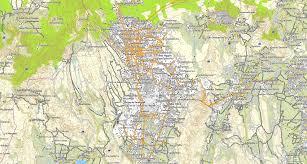 Cuernavaca Mexico Map by Cartografia Gps Map E32 Topographical Map For Garmin Gps Devices