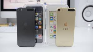 Gray And Gold White Gold Vs Black Space Gray Ipod Touch 6th Generation Youtube