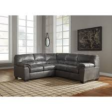 Ashley Furniture Sectional Ashley Furniture Bladen Laf Sofa Sectional In Slate Local
