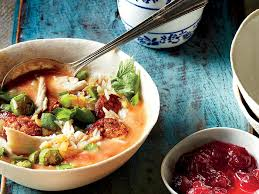 turkey soup recipe gumbo style southern living