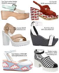 Most Comfortable Platform Heels Summer Shoe Guide 8 Styles Of Fabulous Trending Shoes U2013 Toronto