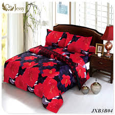 Cheap Bedspreads Sets Online Get Cheap Red Comforter Sets Queen Aliexpress Com