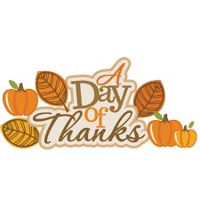 a day of thanks svg scrapbook title thanksgiving svg scrapbook