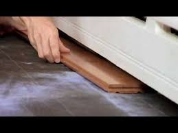 how to install hardwood flooring nail solid hardwood
