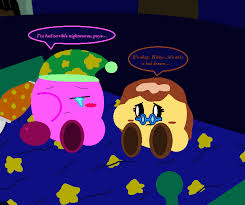 kby kirby u0027s noddy induced nightmares by bunny kirby on deviantart