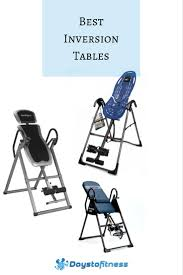 inversion table how to use high quality tables with different features and prices i love all