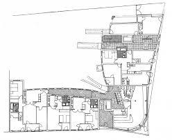 Casa Batllo Floor Plan Gallery Of Ad Classics Wohnhaus Schlesisches Tor Bonjour