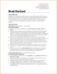 How To Write Resume Objective Cv Resume Ideas by Example Career Objective For Resume General Best Of General Resume