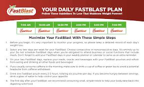 fastblast smoothie fastblast