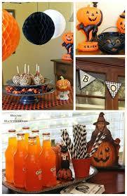 vintage halloween party ideas decorations party theme decoration