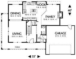 farmhouse style house plan 4 beds 2 50 baths 2127 sq ft plan 48 205