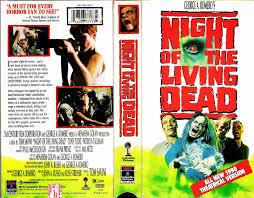 halloween horror nights 1990 ed u0027s blasts from the past vhs memories xxxvi george romero u0027s