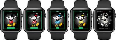 watchos 3 preview watch faces wrist u0026 face gallery