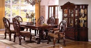 cherry dining room beautify your dining space with 2018 cherry dining room set dining