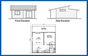 Granny Flat Floor Plans 1 Bedroom Meadow Lea 1 Bedroom Granny Flat Kit Home New Granny Flats
