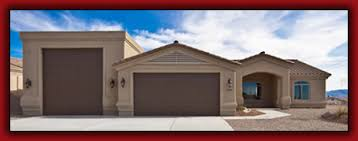 Rv With Car Garage Sunset Homes Of Arizona Experienced Builder