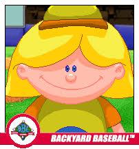2003 Backyard Baseball Annie Frazier Backyard Sports Wiki Fandom Powered By Wikia