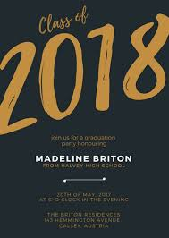 graduation announcements template graduation invitation templates canva