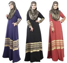 2017 fashion turkish abaya women clothing muslim print dress
