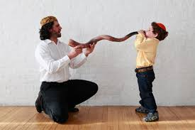 kids shofar why don t we the shofar on shabbat even if it s rosh