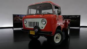 jeep safari truck jeep fc 150 2016 easter jeep safari concepts beauty roll youtube