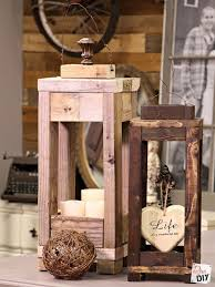 best 25 wooden lanterns ideas on pinterest rustic lanterns