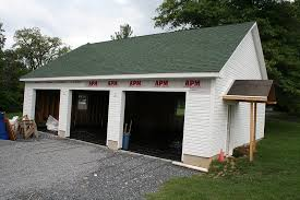 3 car garage with attic truss customer projects march 2011