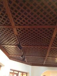 cool ceiling treatment for basement basement remodel pinterest