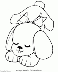 the most awesome dog printable coloring pages to encourage to