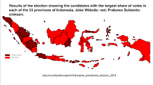 Presidential Election Map by The Uncertain Role Of Religion In Indonesia U0027s 2014 Presidential