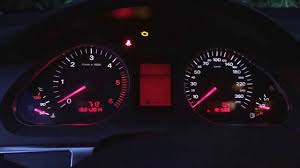 audi a6 3 0 tdi quattro cold start youtube