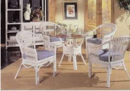 rattan kitchen furniture indoor rattan wicker dining room furniture sets