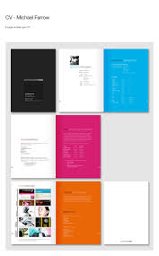 Creatively Designed by 168 Best Creative Cv Inspiration Images On Pinterest Cv Design