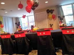 mickey mouse chair covers kidz creations by orquid personalized mickey mouse birthday