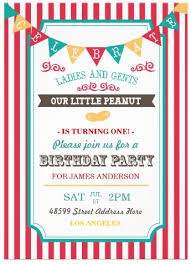 modern cute baby boy 1st birthday invitations u0026 party ideas